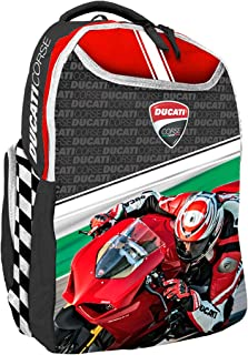 Ducati Corse Boys Casual Traditional Backpack, Color Multicolor
