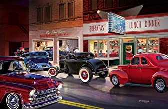 Phils Diner Poster Print by Bruce Kaiser (18 x 12)