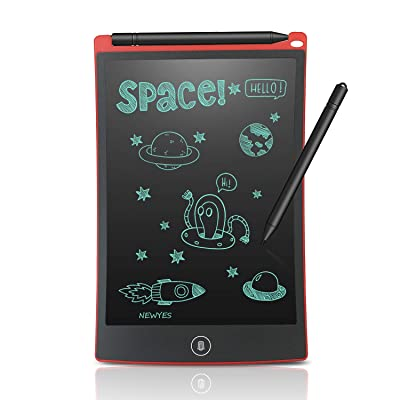 NEWYES 8.5 Inches LCD Writing Tablet Office Whi...