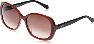 FOSSIL Women's Sunglasses, Rectangular
