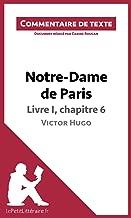 Notre-Dame de Paris de Victor Hugo - Livre I, chapitre 6: Commentaire de texte (French Edition)