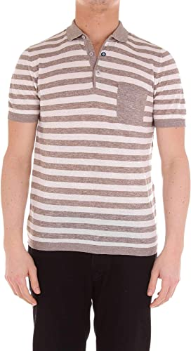 Heritage Homme 0226P2B02262 Blanc Coton Polo