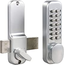 surface mount keyless deadbolt