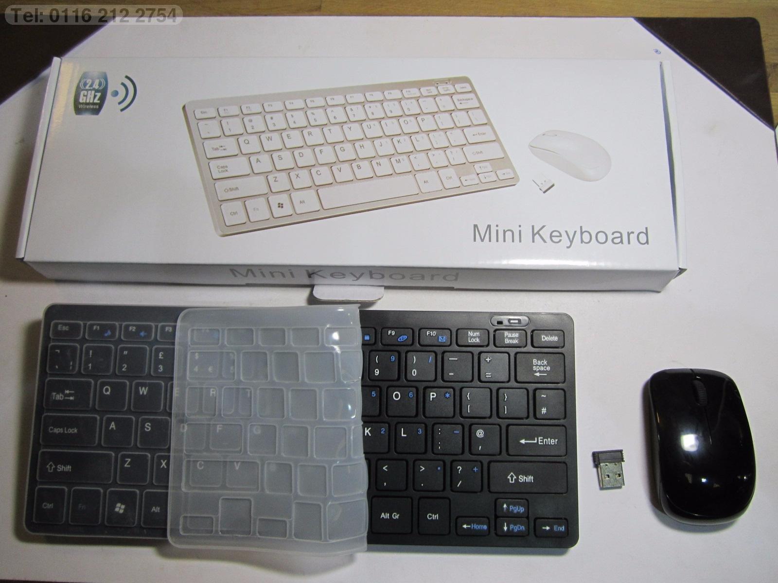 Mini teclado inalámbrico y ratón para SMART TV Sharp LC-60LE751 K: Amazon.es: Electrónica