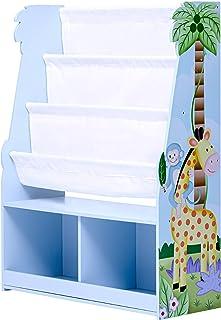 Fantasy Fields- Bibliothèque en Bois Rangement Sunny Safari pour Enfants TD-13410SS