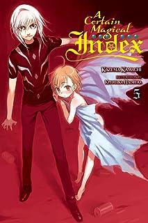 A Certain Magical Index, Vol. 5 (light novel) (English Edition)