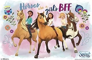 Trends International DreamWorks Spirit - BFF Wall Poster, 22.375