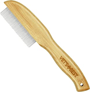 Vets Best Bamboo Contour Handle
