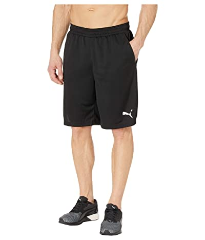 PUMA RTG Interlock 10 Shorts (PUMA Black) Men
