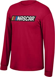 NASCAR Branded Merchandise Core Icon Fan Favorite Red Polo