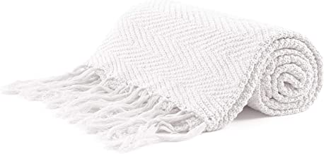 Best pure linen bed throws Reviews