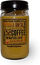 Swan Creek Roasted Espresso 24 Oz Jar Candle