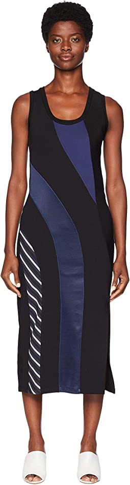 Canon Stripe Sleeveless Dress