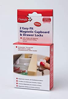 clippasafe cupboard & drawer locks