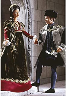 Mattel Barbie & Ken As Romeo & Juliet Limited Edition Together Forever Collection (1997)