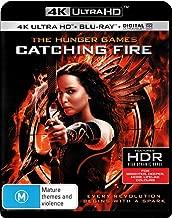 Hunger Games: Catching Fire (4K Ultra HD + Blu-ray)
