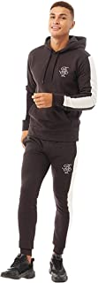 BRAVE SOUL Mens Jogger Sweatshirt Tracksuits Hooded Bottoms Top Pullover New