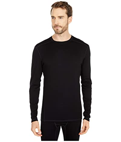 Smartwool Merino 250 Base Layer Crew (Black) Men