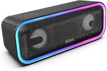 DOSS SoundBox Pro+ 24W Wireless Bluetooth Speaker