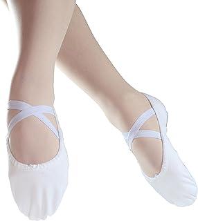 Amazon.com  White - Ballet   Dance   Athletic  Clothing bcc46b428