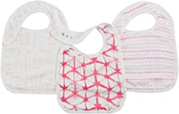 Silky Soft Snap Bib