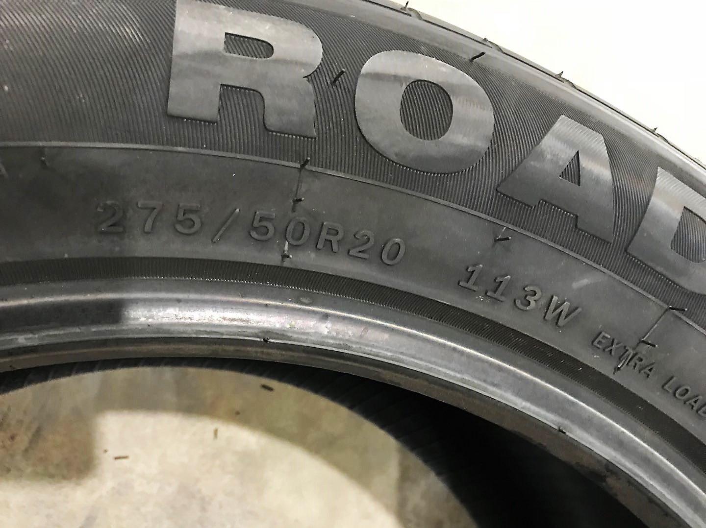 275/50R20 - Neumático para bicicleta de montaña (113 W): Amazon.es ...