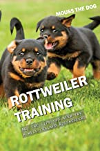 ROTTWEILER TRAINING: All the tips you need for a well-trained Rottweiler