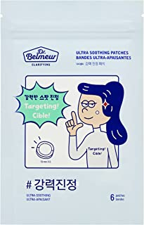 The Face Shop Dr.Belmeur Clarifying Ultra Soothing Patches (6 Patches)