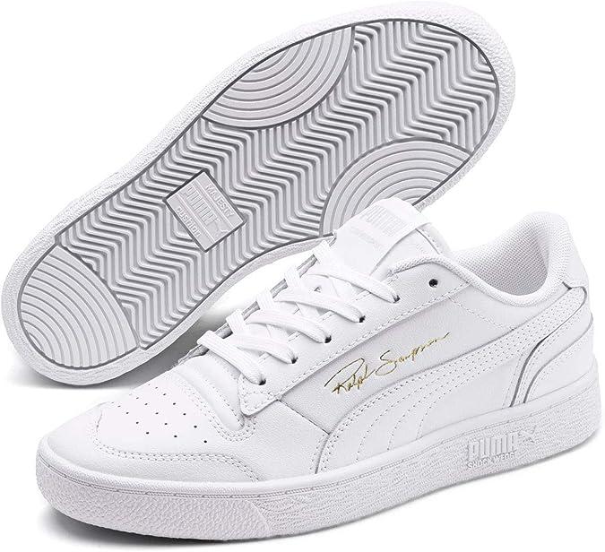 PUMA Boys Ralph Sampson Lo (Big Kids) Sneakers,