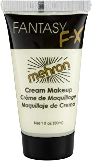 Mehron Makeup Fantasy F/X Water Based Face & Body Paint (1 oz) (GLOW IN THE DARK)