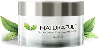 NATURAFUL - (1 jarra) Crema para el realce de senos con la mejor calificación - Crema natural para agrandar reafirmar y l...