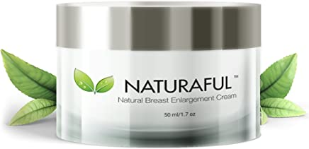 b46e9c483b1ce NATURAFUL - (1 JAR) TOP RATED Breast Enhancement Cream - Natural Breast  Enlargement