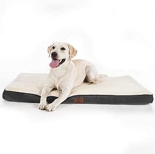 Bedsure Cama Perro Grande Ortopédica - Colchón Perro