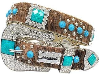 150 High End Womens Cowgirl Western Belts Cowgirl Bling Belts Rodeo Belts Plus Size Western Belts For Cowgirls