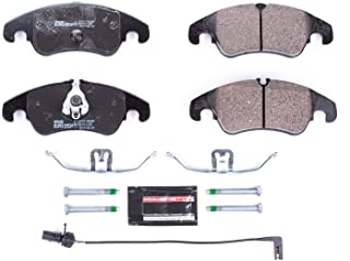 Power Stop ESP1375 Euro-Stop ECE-R90 Front Ceramic Brake Pads