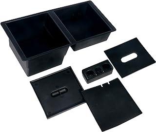 Center Console Organizer Tray - Replaces GM part 22817343 - Fits 2014-2019 Chevy Silverado 1500, 2500 HD, 3500 HD, Suburba...