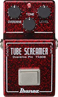 Ibanez 40th Anniversary Tube Screamer Guitar Effect Pedal
