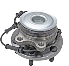 CRS NT515064 New Wheel Bearing Hub Assembly, Front Left (Driver)/ Right (Passenger),for Nissan 2005-2015 Xterra/ 2005-2012 Pathfinder/ 2005-2016 Frontier, 2009-2012 Suzuki Equator, 2WD
