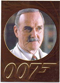James Bond 50th Anniversary Series 2 From Russia With Love Movie Card #011