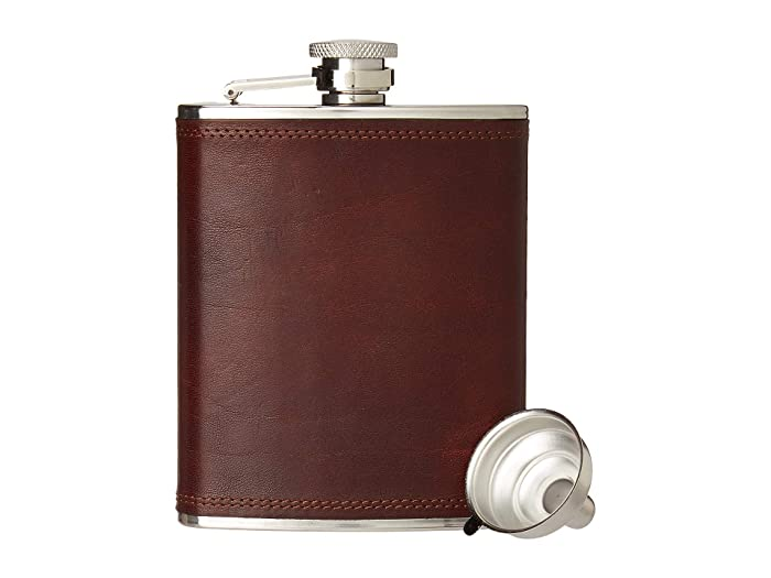 6 oz Dolce Flask (Dark Brown) Glassware Cookware