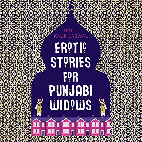 Erotic Stories for Punjabi Widows audiobook cover art