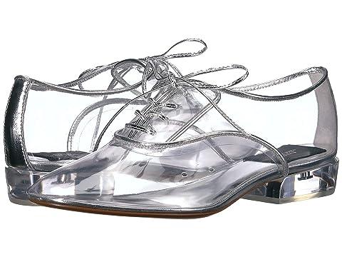 Marc Jacobs Oxford w/ Plexiglass Heel