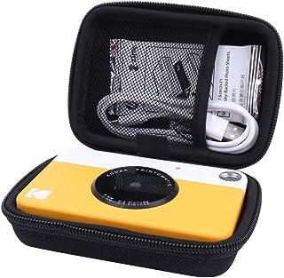 Caja Bolsa Fundas para Kodak Printomatic - Cámara de Impresión Instantánea para Papel Zink 2x3 con Respaldo Adhesivo de Aenllosi