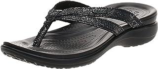 Crocs Capri Strappy Flip W Womens Flip-Flop