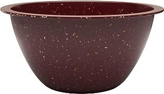 Zak Designs 2272-5160 Confetti Mixing Bowls, Serving, Brick XL