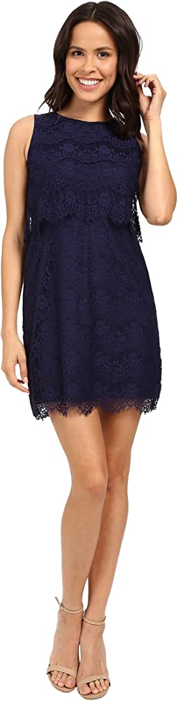 Lace Pop Over Dress JS6D8681