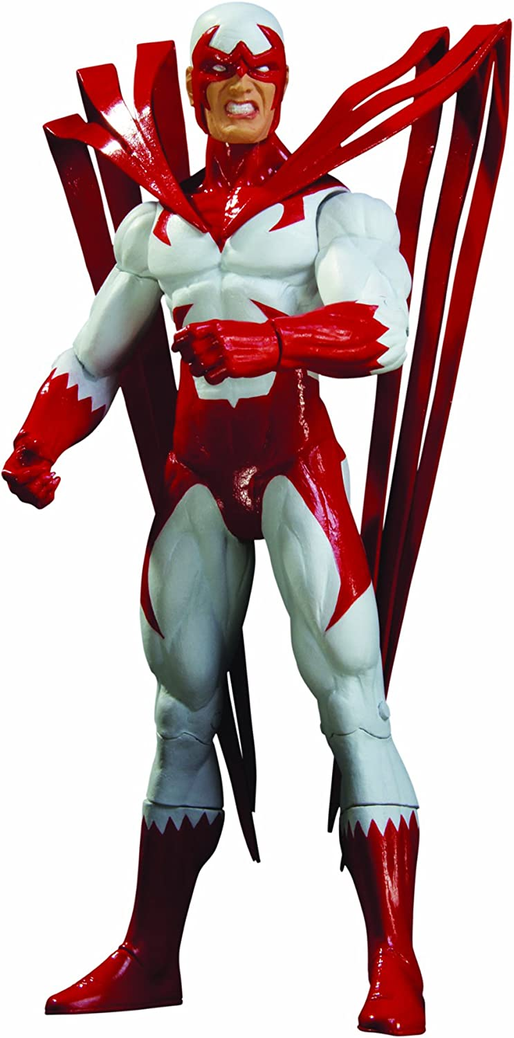 DC Direct Brightest Day  Series 3  Hawk Action Figure