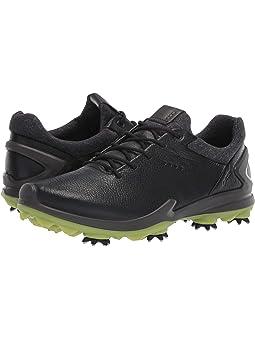에코 맨 골프화 ECCO Golf BIOM G 3,Black