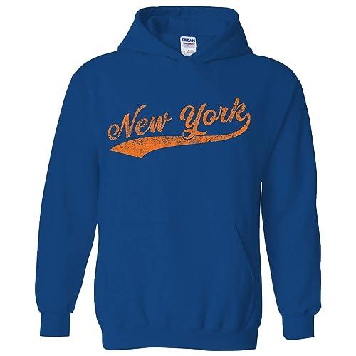 cheap for discount 06421 c6166 NY Mets Sweatshirts: Amazon.com