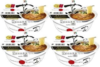 Maruchan Instant Cup Ramen Tsuta Soba With Soy Sauce Soup 132g (Set of 4 cups)